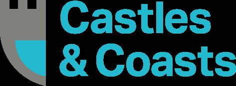 Castles and Coastes logo
